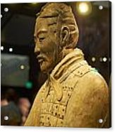Terracotta Soldiers Acrylic Print