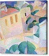 Terrino, Mallorca, 1914 Acrylic Print