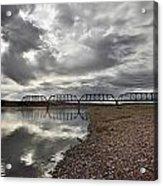 Terry Bridge Acrylic Print