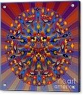 Tesserae 2012 Acrylic Print