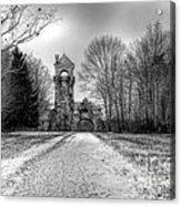 Testimonial Gateway Tower Acrylic Print