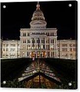 Texas Capital Building Acrylic Print