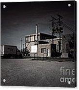 Tcm  #6 - Slaughterhouse Acrylic Print