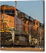Texas Freight  Acrylic Print