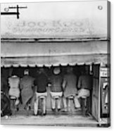 Texas Luncheonette 1939 Photograph By Granger