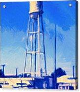 Texas Radio Acrylic Print