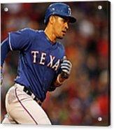 Texas Rangers V Boston Red Sox Acrylic Print