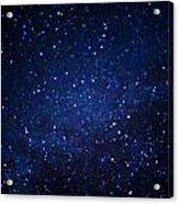 Texas Stars Acrylic Print