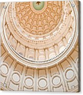 Texas State Building Dome Acrylic Print