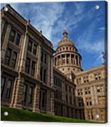 Texas State Capitol 3 Acrylic Print