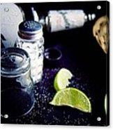 Texas Tequila Slammer 02 Acrylic Print