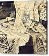 Textile Collection Acrylic Print