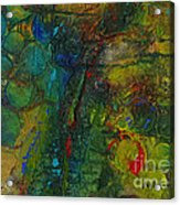 Textural Fortitude Acrylic Print