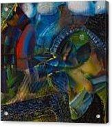 Textured Landscape 2 Acrylic Print