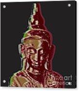 Thai Buddha #3 Acrylic Print