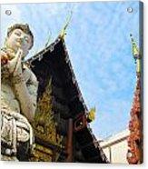 Thai Temple 04 Acrylic Print