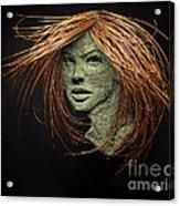 Thalia Of The Three Graces Acrylic Print