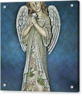 Thank You My Angel Acrylic Print