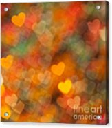 Thanksgiving Acrylic Print