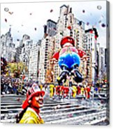 Thanksgiving Parade Acrylic Print