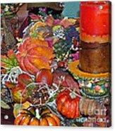 Thanksgiving Remembrance Acrylic Print