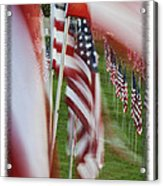 The 10th Anniversary Of 9-11-2001 Forest Park St Louis Mo Img 5708 Acrylic Print