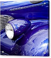 The 1939 Chevy Coupe Acrylic Print