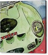 The 1962 Ferrari 250 Gto Was Built For Sir Stirling Moss Acrylic Print