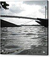 The 2nd Hoogly Bridge Acrylic Print