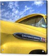 The 59 Yellow Apache Acrylic Print