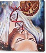 The 7 Spirits - The Spirit Of Wisdom Acrylic Print