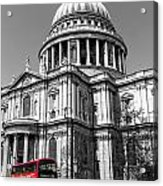 The 76 At St Pauls  Acrylic Print