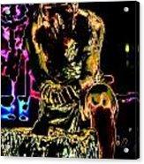 The Abita Princess Acrylic Print