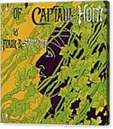 The Adventures Of Captain Horn 1895 Acrylic Print