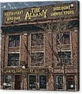 The Albany Acrylic Print