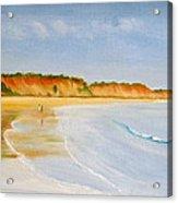 The Algarve Acrylic Print by Heather Matthews