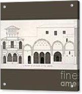 The Alhambra Acrylic Print