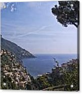 The Amalfi Coast Acrylic Print