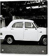 The Ambassador Car Acrylic Print