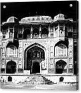 The Amber Fort Jaipur Acrylic Print