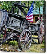 The American West Acrylic Print