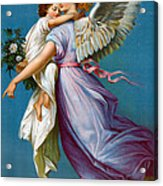 The Angel Of Peace Acrylic Print by B T Babbitt