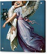 The Angel Of Peace Acrylic Print