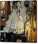 The Antique Doll Acrylic Print