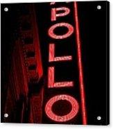 The Apollo Acrylic Print