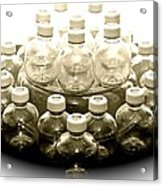 The Apple Bottle Acrylic Print