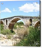 The Arches Of Pont St. Julien Acrylic Print