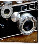 The Argus C3 Lunchbox Camera Acrylic Print