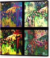 The Art Fair Acrylic Print