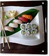The Art Of Japanese Food Acrylic Print